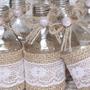 20 Garrafas Vidro Enfeite Mesa\ Festa Casamento Bodas