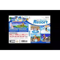 Caja Custom Wii Sports Resort