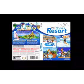 Caja Custom Wii Sports Resort