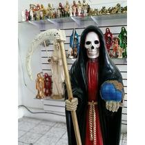 Santa Muerte Preparada - 1 Metro De Altura