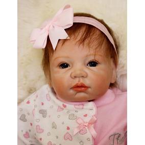 Bebê Reborn Tininha - Pronta Entrega