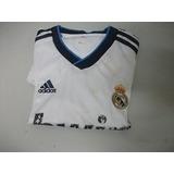 Camiseta Real Madrid De Niño 4 A 6 Años Usada Remate