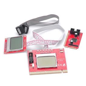Placa Diagnóstico Pc Analyzer 2 Visor Lcd Debug Pc Notebook