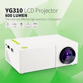Proyector Lcd Yg310 Led Multimedia Con Resolución Hd