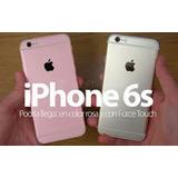 Iphone 6s 64gb Nuevo En Caja Sin Usar Modelo Rose Gold Libre