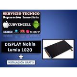 Display Nokia Lumia 1020 + Instalación