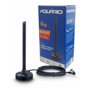 Antena Para Tv 5 Em 1 Hdtv Digital/vhf/uhf/fm/4k Aquário