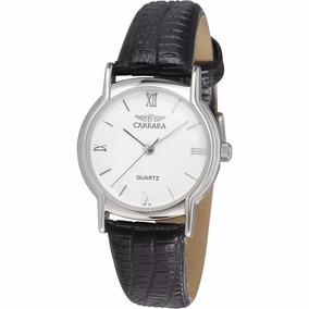 cef01a6bd57 Relógio Feminino Carrara Analógico Rr28817q - Relógios no Mercado ...