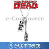 Collar The Walking Dead Negan Daryl Rick Glenn Twd Serie