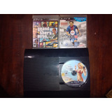 Ps3 Super Slim 500gb + 10 Juegos