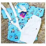 Conjunto Temático Mickey Baby Tamanho 1