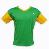 Camiseta De Futbol Para Equipos Gol De Oro Champ Entrega Inm