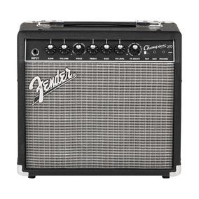 Amplificador De Guitarra Cubo Fender Champion 20 - Garantia.