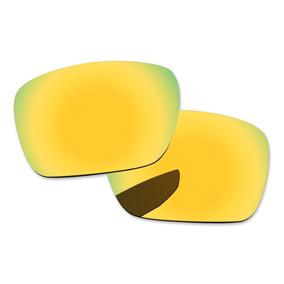 ec3a4e7ae6b81 Oculos Oakley Sliver Dourado - Óculos De Sol Oakley no Mercado Livre ...