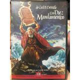 Dvd Los Diez Mandamientos / The 10 Commandments / 2 Discos