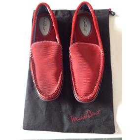 Zapatos Rojos Michel Domit Nuevos