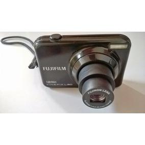 Camera Fujifilm L50 12mpixels A Bateria E Cartão Sd 2gb