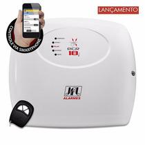Eletrificador + Alarme 4joules 18000v 8x Mais Choque Ecr-18i
