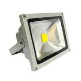 Foco Led Luz Calida 20w Iluminacion Exterior Piscineria