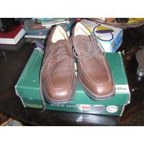 Zapatos Cerere Confort De Cuero