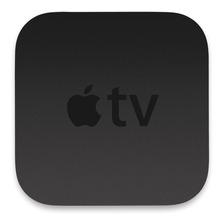 Streaming Media Player Apple Tv 4k A1842 De Voz 64gb Preto Com Memória Ram De 3gb