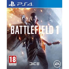 Battlefield 1 Ps4 Oferta! Ya! | No Jugas Con Tu Usuario