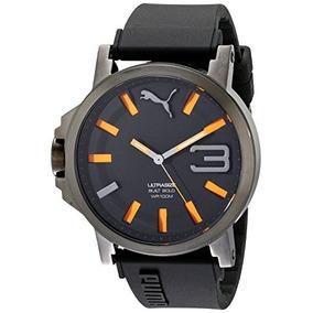 Puma Men Pu103911001 Ultrasize 50 Reloj Analógico De