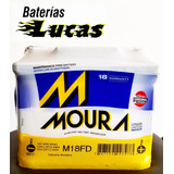 Bateria Moura Vw Up Gol Voyage 12x50 M18fd Original Fabrica