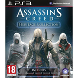 Assassins Creed Ps3 Heritage Collection || Hay Stock