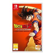 Dragon Ball Z Kakarot + A New Power Awakens Set - Nsw