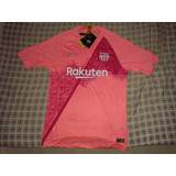 Camisa Do Barcelona Jogador Masculina - Camisas de Times Espanhóis ... df741a4082b
