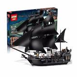 Navio Lego Piratas Do Caribe Pérola Negra Promoção Original