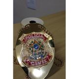 Distintivo Policia Civil Federal - Frete Grátis