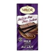 Chocolate Valor Con Leche Sin Lactosa 100g / Superstore
