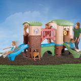 Parque Infantil Con Rodadero Para Niños Step 2 Clubhouse
