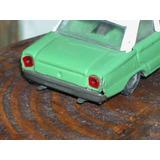 Ford Falcon Ivh Antiguo Auto De Coleccion Chapa