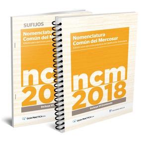 Nomenclador Común Del Mercosur 2018 - Anillado