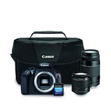 Canon Eos Rebel T6 Premium Kit | Nuevo | Envío Gratis