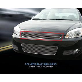Parrilla Billet Cromo Chevrolet Impala Montecarlo 06 - 13
