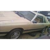 Ford Mustang Burbuja 1982 Para Partes Clasico Desarmo Capri