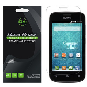 6-pack Dmax Armor Huawei Vision 2 Screen Protector -transp