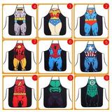 Mandiles De Superheroes Dc Marvel Vengadores Superman Batman