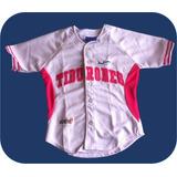 Camisa Baseball Tiburones De La Guaira / Dama - Juvenil