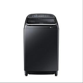 Lavadora Samsung 16 Kg Activdual Wash Black
