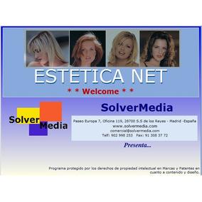 Sistema Para Clinicas De Estetica Solvermedia + Licencia