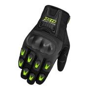 Luva X11 Blackout Motoqueiro Moto Motociclista Proteção Neon