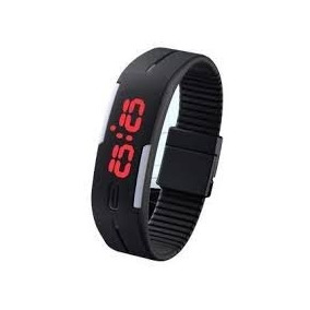 Lote De 10 Relojes Led Touch Digital, Unisex