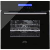 Horno Atma 60 Cm Che3060d Electrico Negro Doble Vidrio