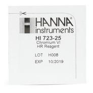 Hanna Instruments Reactivo En Polvo Para Cromo Vi Hi 723-25