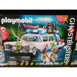 Playmobil 9229 Ecto-1 Ghostbusters Cazafantasmas Luz Y Sound